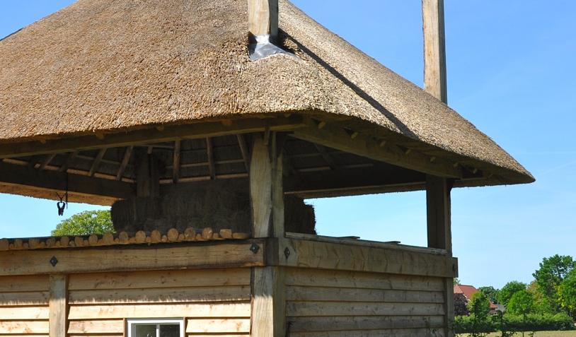 Gastenverblijf Bouwen Prijs : Pape hooibergen prijzen hooiberg bouwen op maat