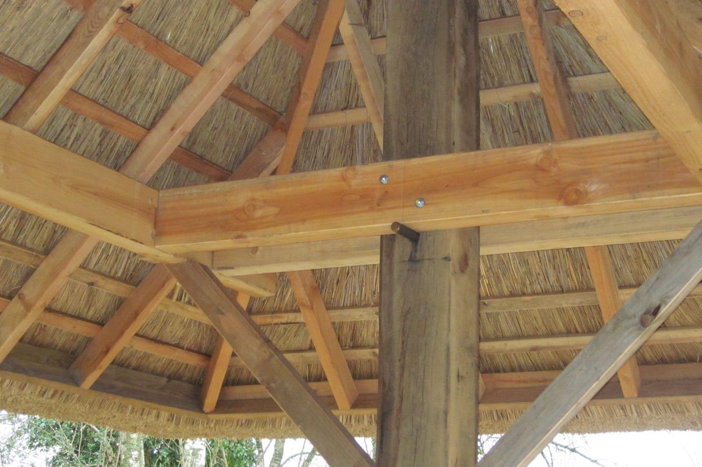 detail 2 roedige hooiberg